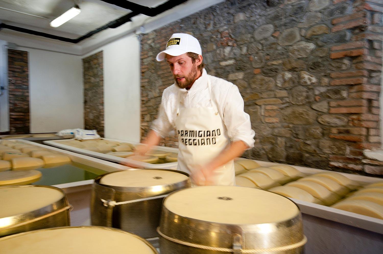 Parmigiano Reggiano d'alta collino